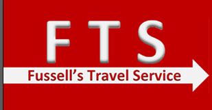 Fussell's Travel Service - Logo